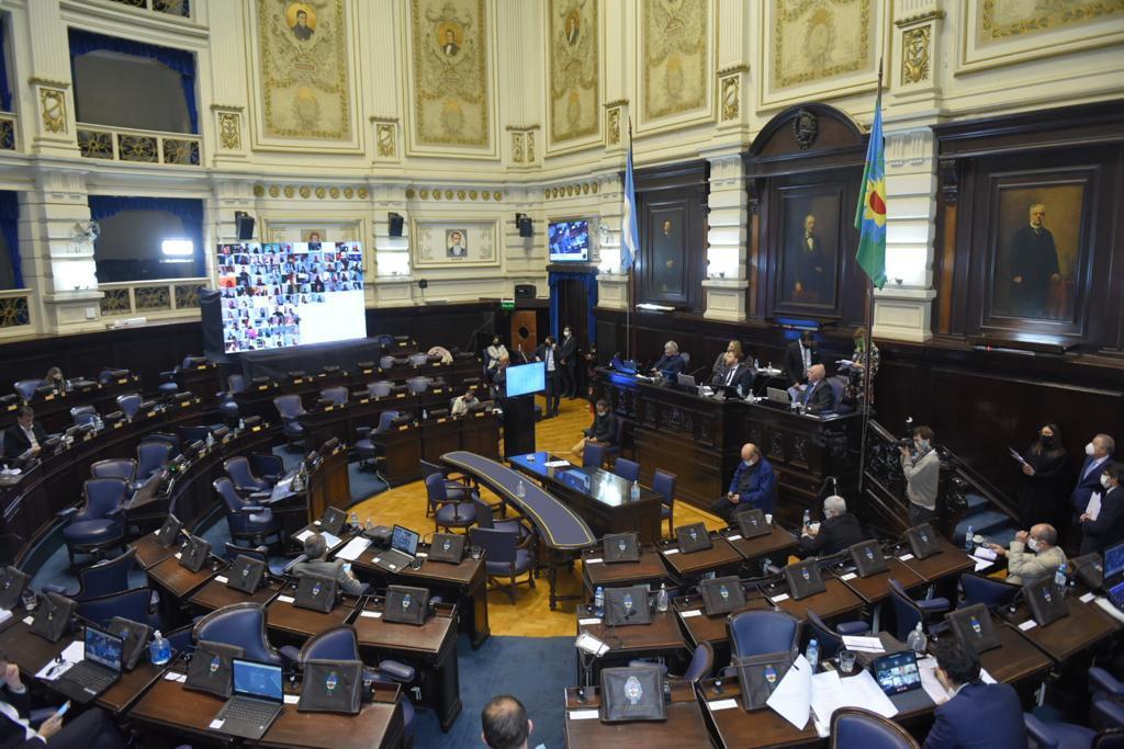 Mi trabajo legislativo por los y las bonaerenses