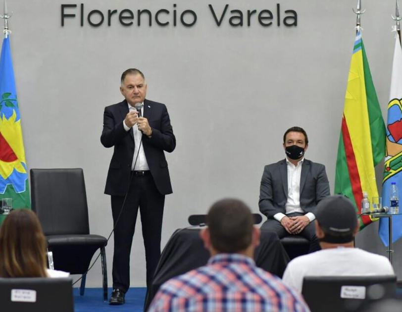Militancia unida y organizada en Florencio Varela