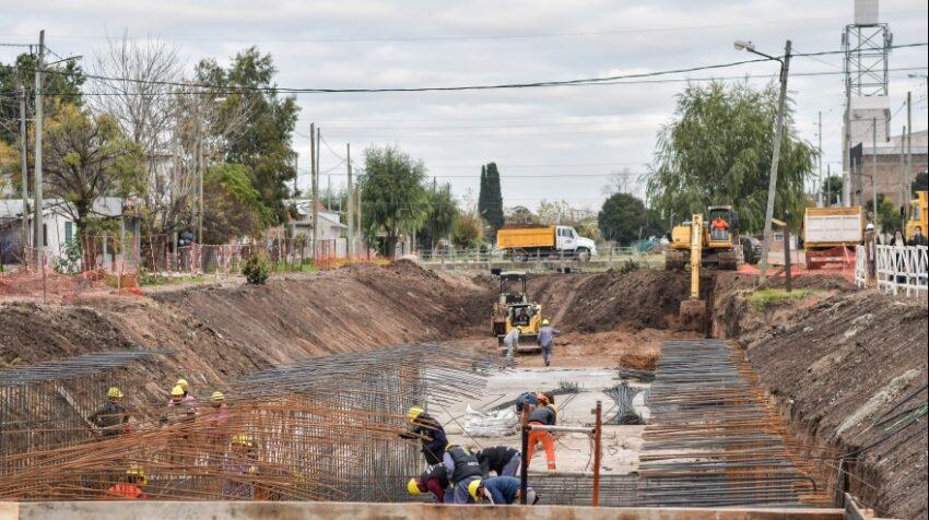 Estamos reconstruyendo la Argentina con el aporte del motor municipal
