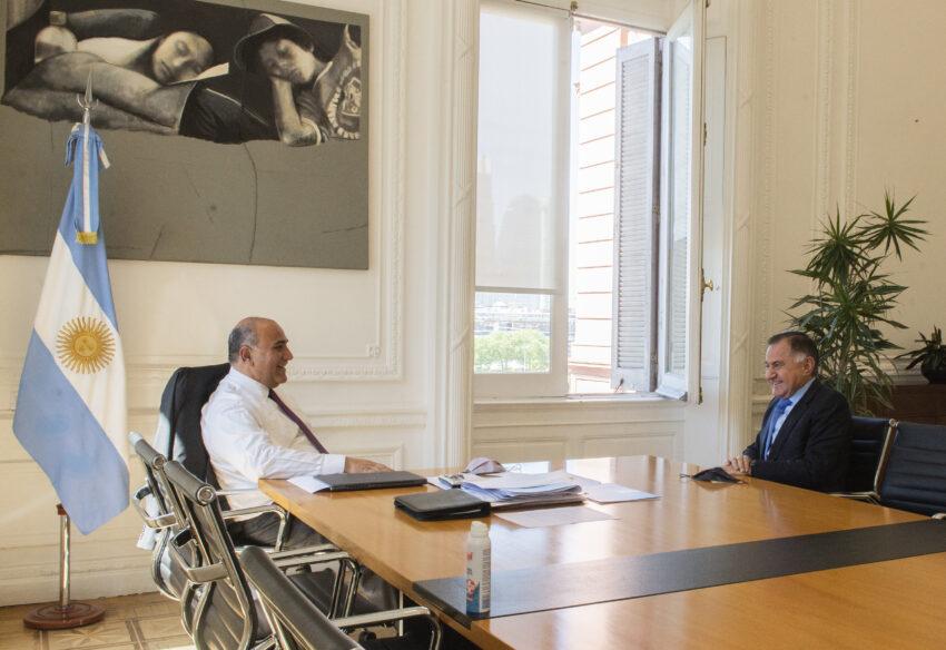 Con Juan Manzur, una visión en común sobre nuestros municipios